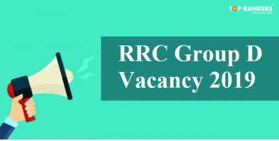 RRC Group D Vacancy 2019 released for 1,03,769 seats! Know Level 1 Department-wise posts and vacancy details!
