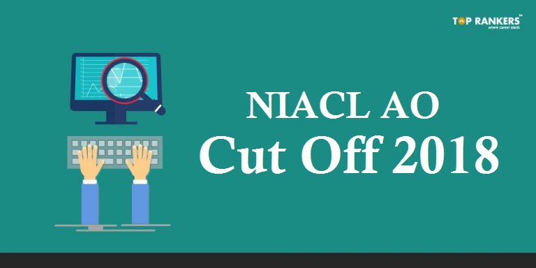 NIACL AO Cut Off