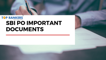 SBI PO Important Documents Required 2020