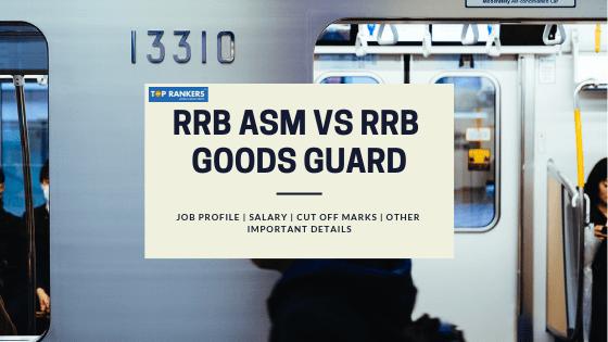 rrb asm vs rrb goods guard