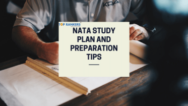 NATA Study Plan And Preparation Strategy