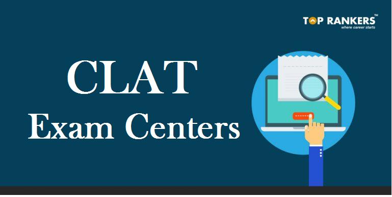 CLAT Exam Centers