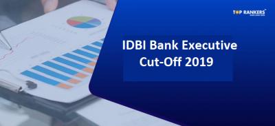 IDBI Bank Executive Cutoff 2019