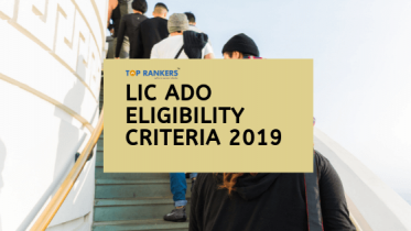LIC ADO Eligibility Criteria 2019