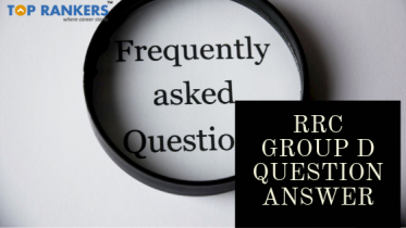 RRC Group D Model Question Paper With Answer PDF
