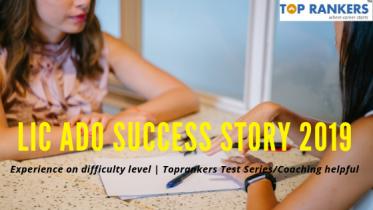 LIC ADO Success Story 2019