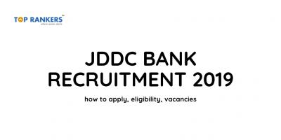 JDCC Bank Recruitment 2019
