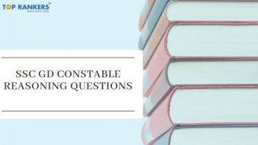 SSC GD Constable Reasoning Questions & Answers