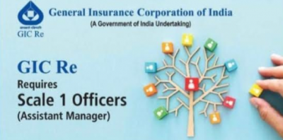 GIC Recruitment Notification for Assistant Manger Scale 1