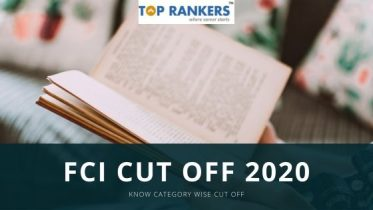 FCI Cut Off 2020