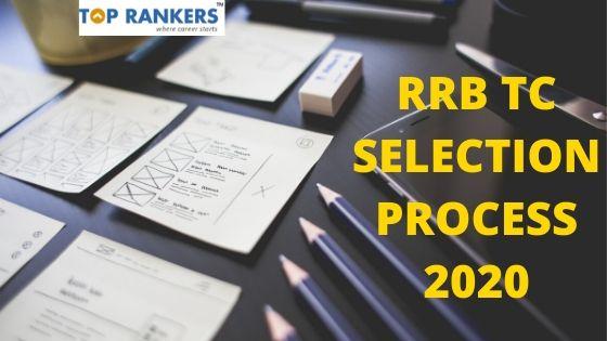 RRB TC Selection Process