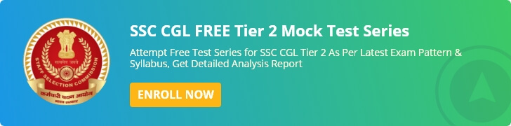 ssc cgl tier 2 mock test series