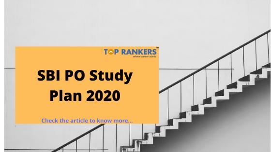 sbi po study plan 2020
