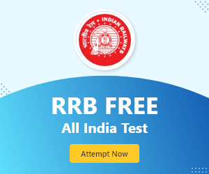 railway all india test series