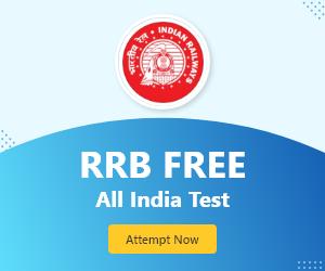 railway all india test series