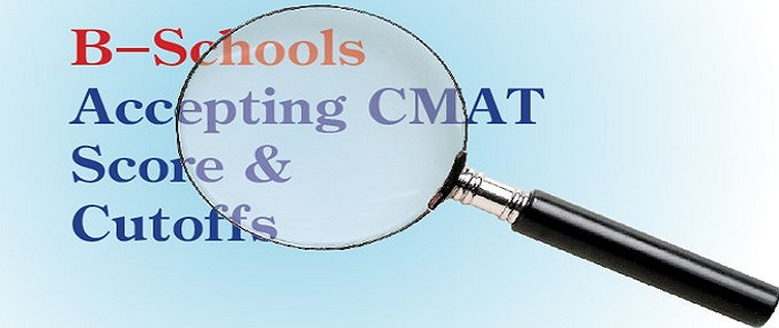 Which are the Allied B-Schools who accept CMAT Scores?, CMAT 2017