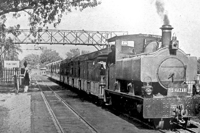 The complete story of Indian Railways, Development of railways in India