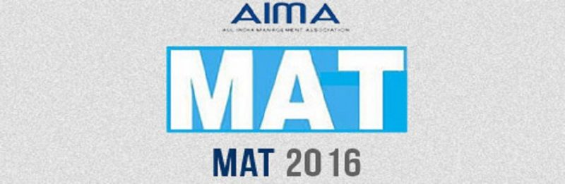 How to prepare for MAT 2016 EXAM ?