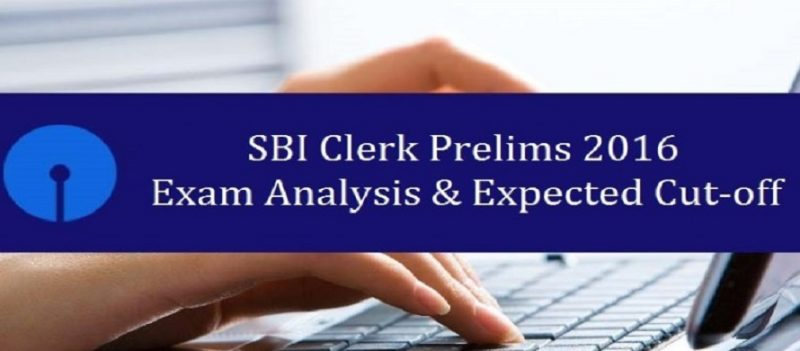 SBI Clerk 2016 Prelims- Exam Review and Expected Cut off Marks