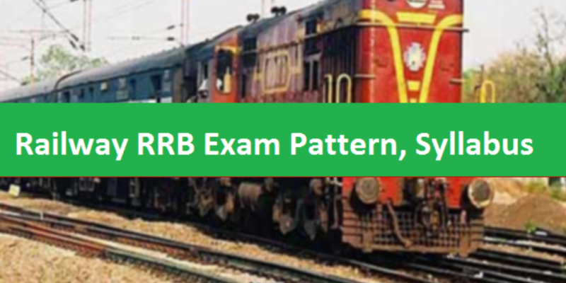 RRB Non-Technical Vacancies Exam Pattern