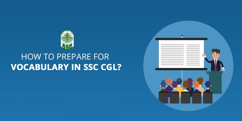 Vocabulary in English for SSC CGL