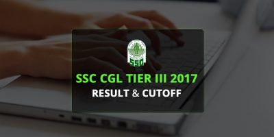 SSC CGL Tier III Result & Cut off Marks 2016