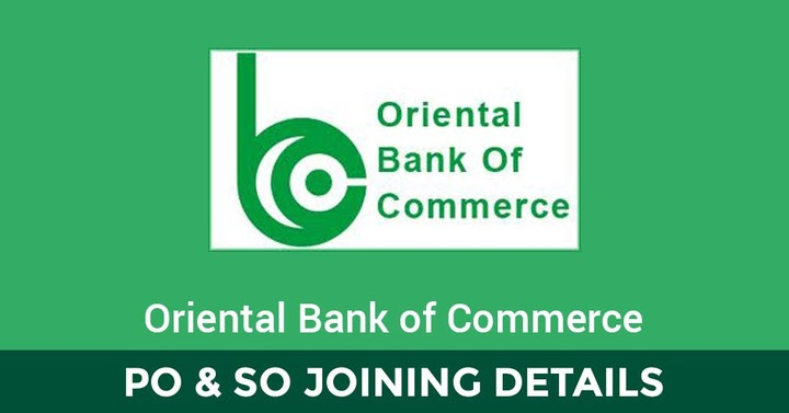 Oriental Bank of Commerce Pre-Joining