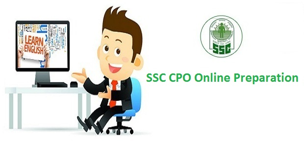 SSC CPO Online Preparation