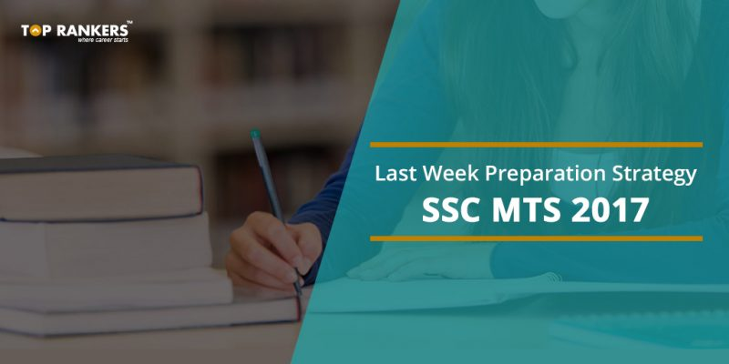 Last Week Tips for SSC MTS