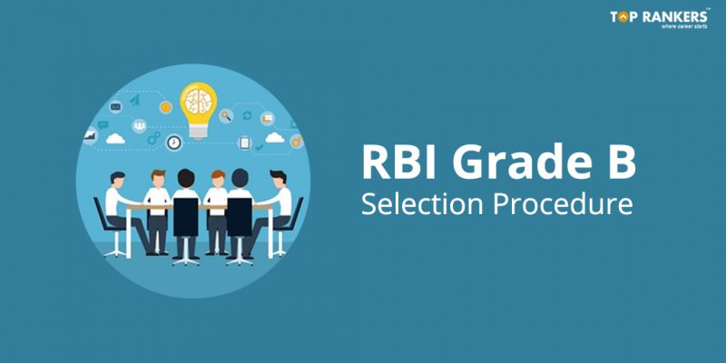RBI Grade B selection process
