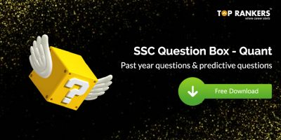 Expected SSC CGL Question Paper Tier I 2018 – Download PDF