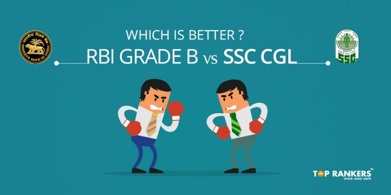 RBI Grade B vs SSC CGL
