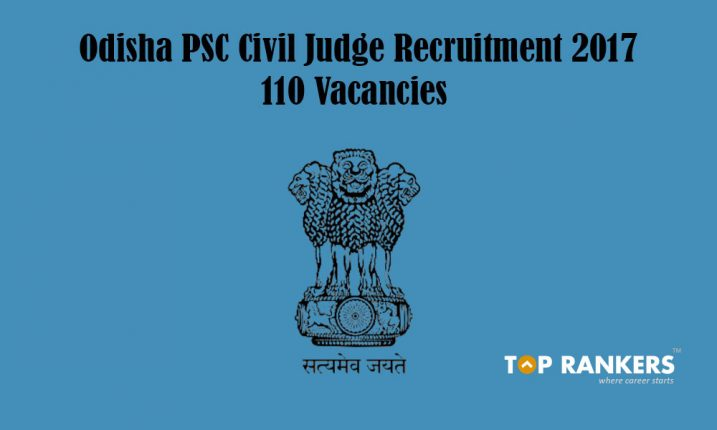 OPSC Recruitment 2017