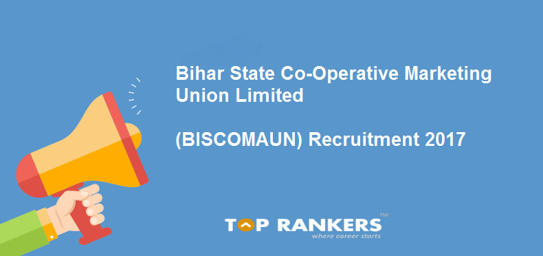 BISCOMAUN Recruitment 2017