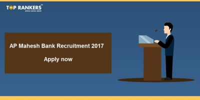 AP Mahesh Bank Recruitment 2017 : Check Complete Details