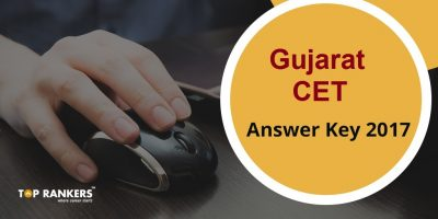 GUJCET Answer Key 2017
