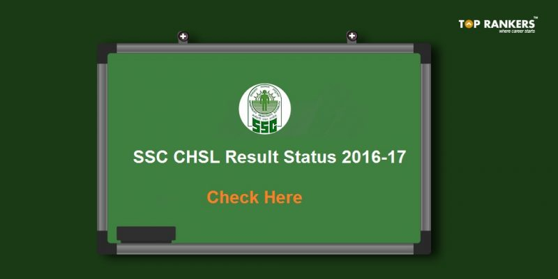 SSC CHSL Tier 1 Result date 2017