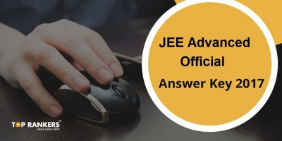 JEE Advanced Answer Key 2017 – Check Official Answer Keys here