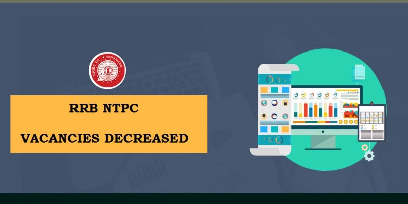 RRB NTPC Revised Vacancy