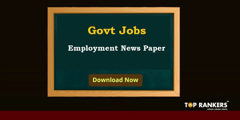 Employment Newspaper FREE PDF Download