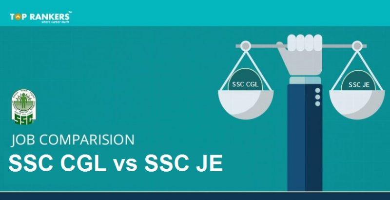 SSC CGL Vs SSC JE