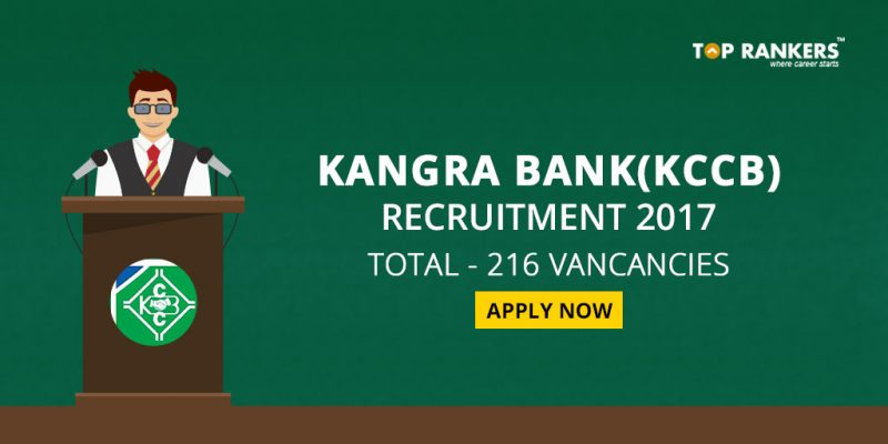 Kangra Co-operative Bank Recruitment