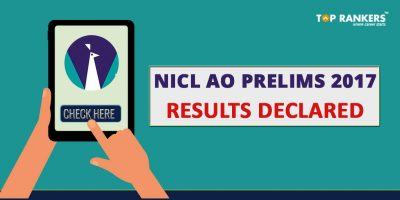 NICL AO Prelims Result 2017- Check Phase 1 Results, Merit List