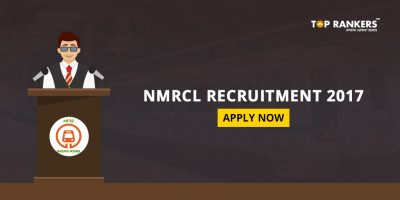 NMRCL Recruitment 2017 – Apply Now