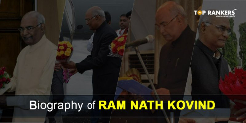 Who is Ram Nath Kovind