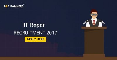IIT Ropar Recruitment 2017 – Apply for Non-teaching Staff