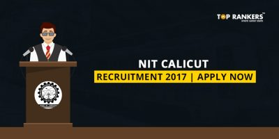 NIT Calicut Recruitment 2017 – Technical Staffs