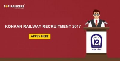 Konkan Railway Recruitment 2017 – Apply online for KRCL for Junior Engineers