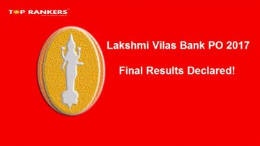 Lakshmi Vilas Bank PO Final Result 2017 Declared