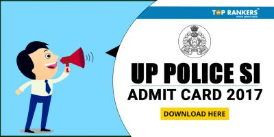 UP Police SI Admit Card 2017 – Download Call Letter for Computer Operator Here